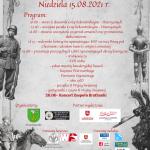 Festiwal Oręża Polskiego nad Zalewem Janowskim 15 sierpnia 2021